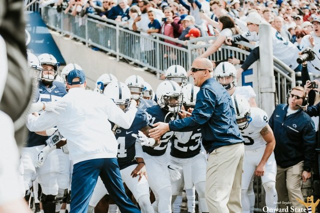 Penn State Football: Brailyn Franklin No Longer with Nittany Lions